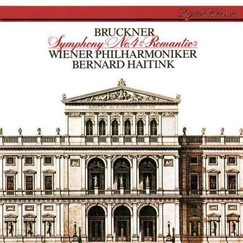 Haitink: Bruckner - Symphony no.4 (FLAC)