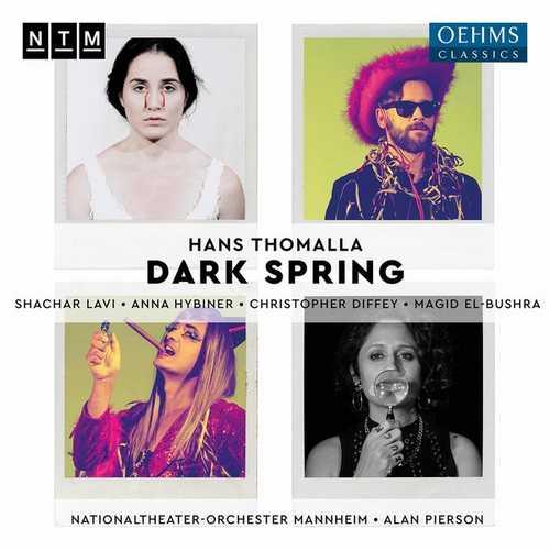 Pierson: Hans Thomalla - Dark Spring (24/48 FLAC)