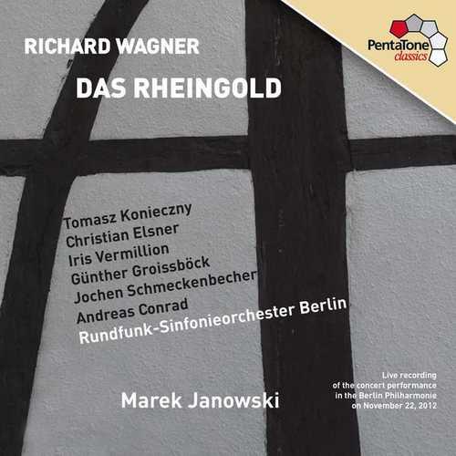 Janowski: Wagner - Das Rheingold (FLAC)