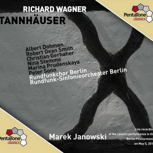 Janowski: Wagner - Tannhäuser (24/96 FLAC)