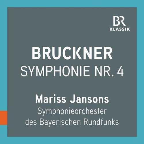 Jansons: Bruckner - Symphony no.4 (FLAC)