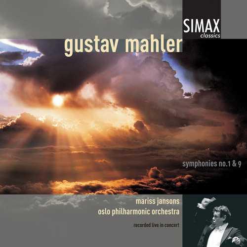 Jansons: Mahler - Symphony no.1 & 9 (FLAC)