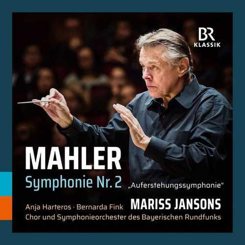 Jansons: Mahler - Symphony no.2 (24/48 FLAC)