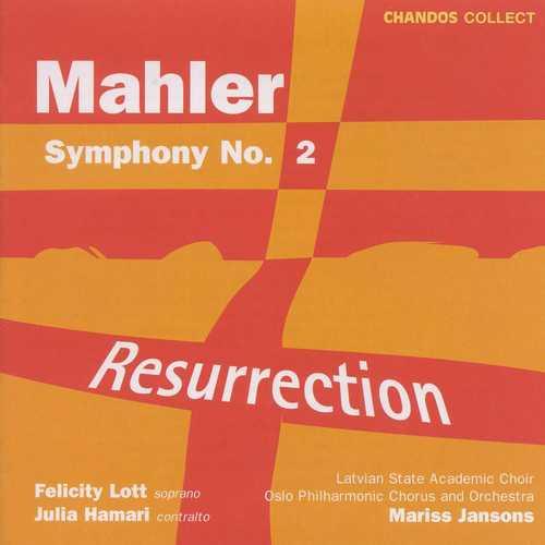 Jansons: Mahler - Symphony no.2 Resurrection (FLAC)