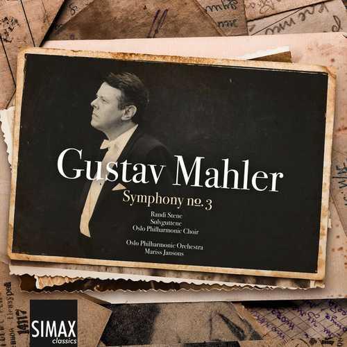Jansons: Mahler - Symphony no.3 (FLAC)