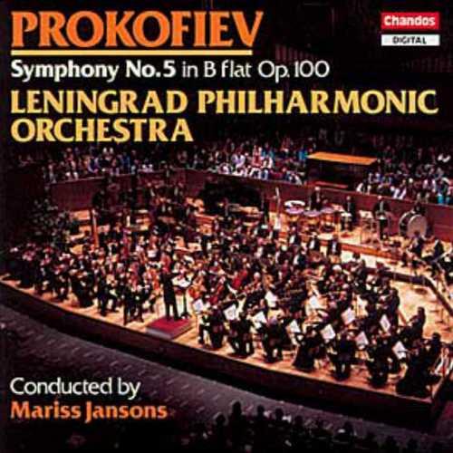 Jansons: Prokofiev - Symphonie no.5 (FLAC)