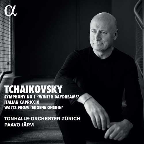 "Järvi: Tchaikovsky - Symphony no.1, Italian Capriccio, Waltz from ""Eugene Onegin"" (24/96 FLAC)"