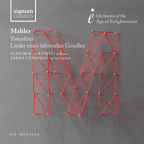 Jurowski: Mahler - Totenfeier, Lieder eines fahrenden Gesellen (24/48 FLAC)