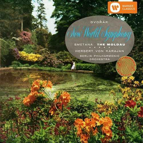 Karajan: Dvorák - Symphony no.9; Smetana - The Moldau (24/96 FLAC)