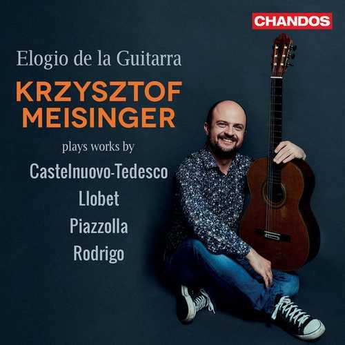 Krzysztof Meisinger - Elogio de La Guitarra (24/96 FLAC)