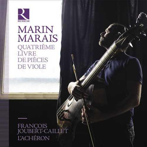 Marin Marais - Quatrième Livre de Pièces de Viole (24/88 FLAC)