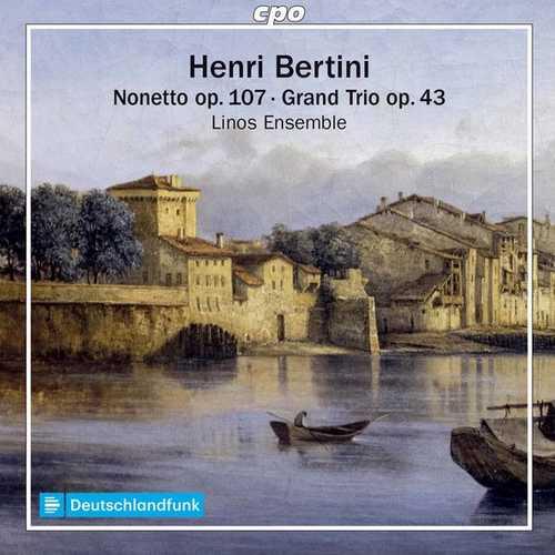 Linos Ensemble: Bertini - Nonetto & Grand Trio (FLAC)