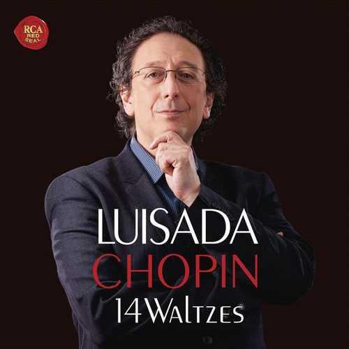 Jean-Marc Luisada: Chopin - 14 Waltzes (24/96 FLAC)