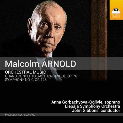 Malcolm Arnold - Orchestral Music (24/96 FLAC)