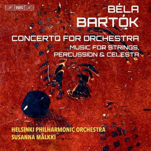Mälkki: Bartók - Concerto for Orchestra (24/96 FLAC)