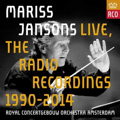 Mariss Jansons Live: The Radio Recordings 1990-2014 (FLAC)