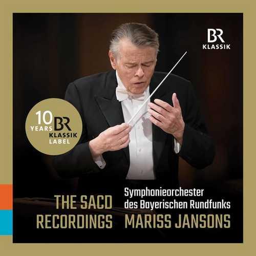 Mariss Jansons - The SACD Recordings (FLAC)