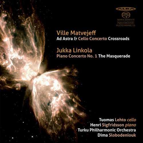 Matvejeff - Ad Astra, Crossroads; Linkola - Piano Concerto no.1 (FLAC)