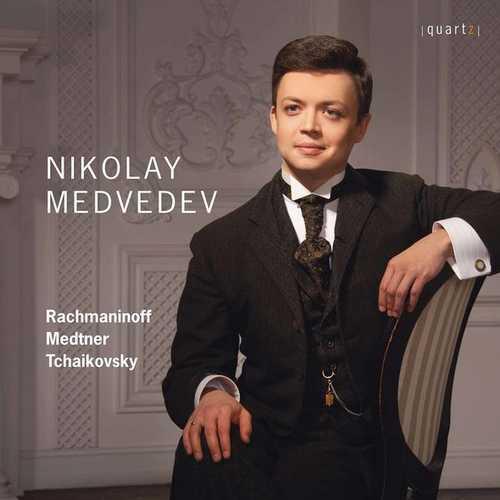 Nikolay Medvedev: Rachmaninoff, Medtner, Tchaikovsky (24/96 FLAC)