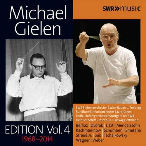 Michael Gielen Edition Volume 4: 1968-2014 (FLAC)