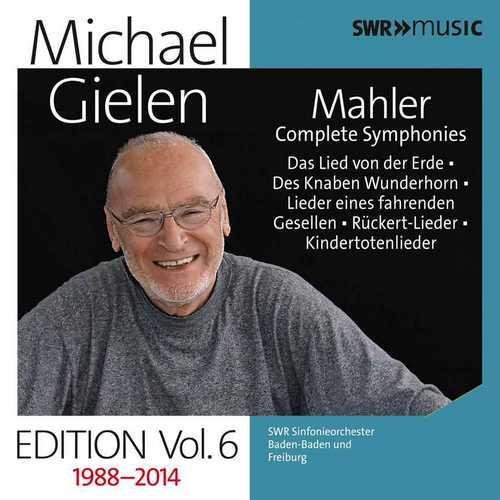Michael Gielen Edition Volume 6: 1988-2014 (FLAC)