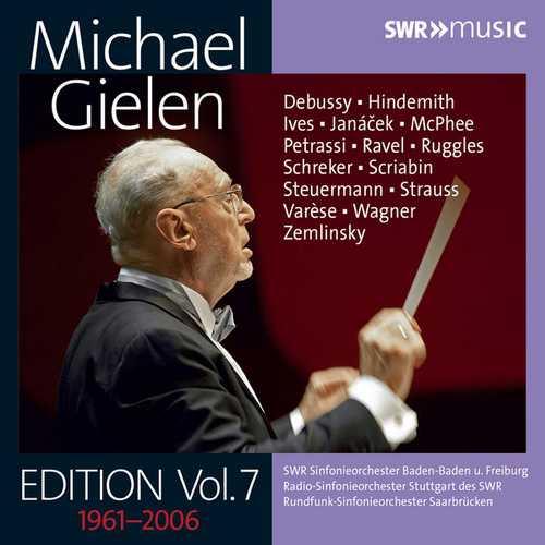 Michael Gielen Edition Volume 7: 1961-2006 (FLAC)