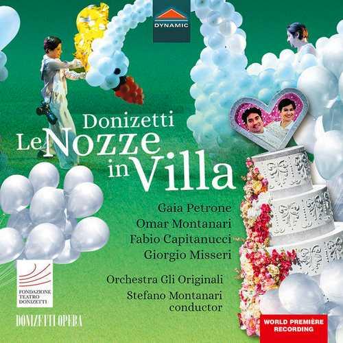 Montanari: Donizetti - Le Nozze in Villa (24/96 FLAC)