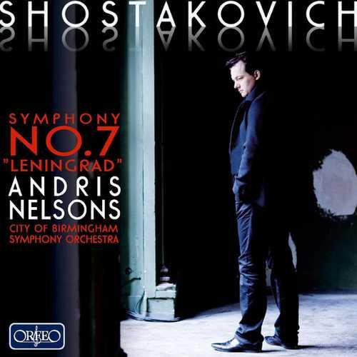 Nelsons: Shostakovich - Symphony no.7 Leningrad (FLAC)