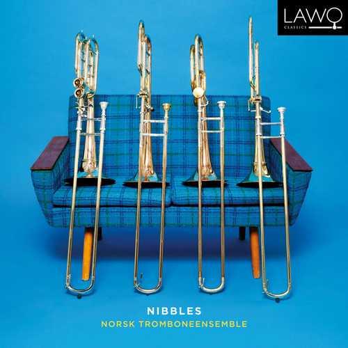 Norwegian Trombone Ensemble - Nibbles (24/192 FLAC)