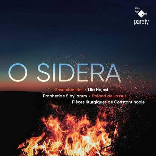 Ensemble Irini, Lila Hajosi: O Sidera (24/88 FLAC)