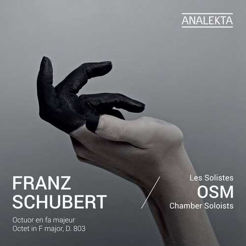 OSM Chamber Soloists: Schubert - Octet in F Major D.803 (24/192 FLAC)