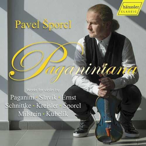 Pavel Šporcl - Paganiniana (24/96 FLAC)