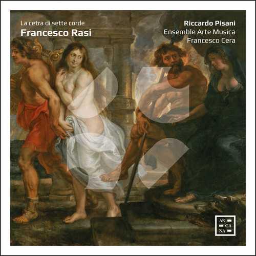 Ensemble Arte Musica: Rasi - La Cetra di Sette Corde (24/48 FLAC)