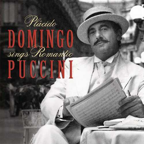 Placido Domingo sings Romantic Puccini (FLAC)
