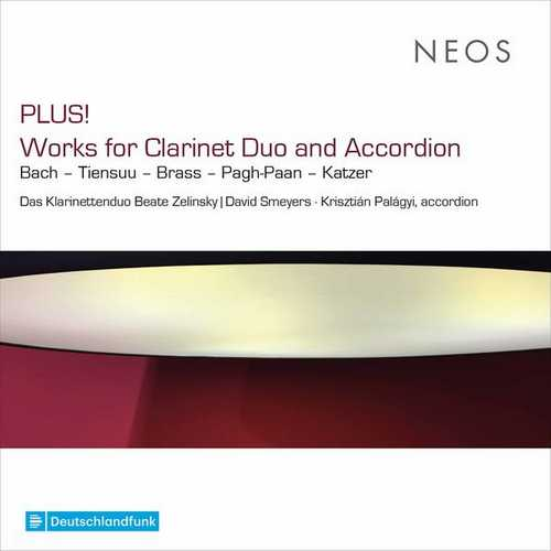 Plus! - Works For Clarinet Duo and Accordion (24/44 FLAC)