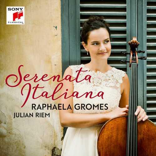 Raphaela Gromes - Serenata Italiana (24/96 FLAC)