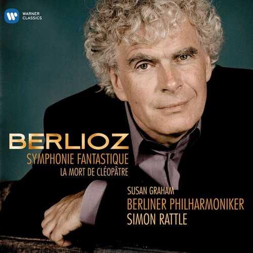 Rattle: Berlioz - Symphonie Fantastique, La Mort de Cléopâtre (24/44 FLAC)