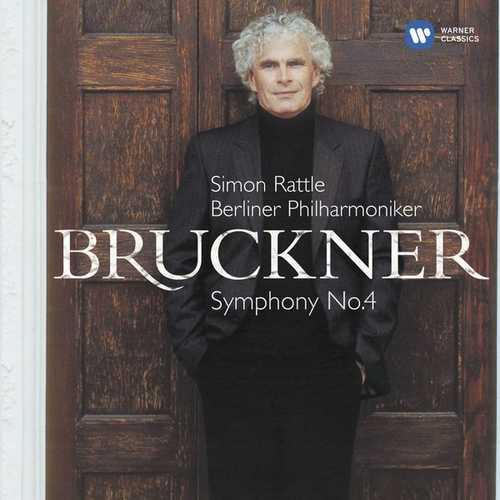 Rattle: Bruckner - Symphony no.4 (24/44 FLAC)