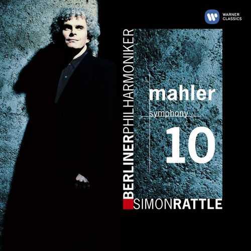 Rattle: Mahler - Symphony no.10 (24/44 FLAC)