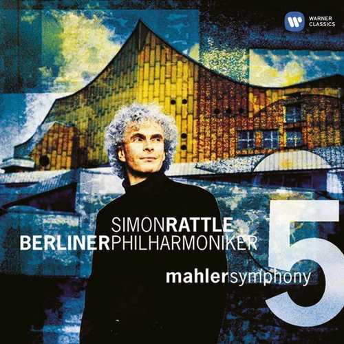 Rattle: Mahler - Symphony no.5 (24/44 FLAC)