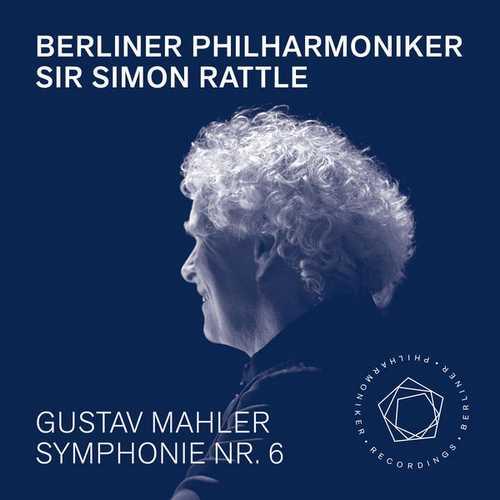 Rattle: Mahler - Symphony no.6 (24/192 FLAC)