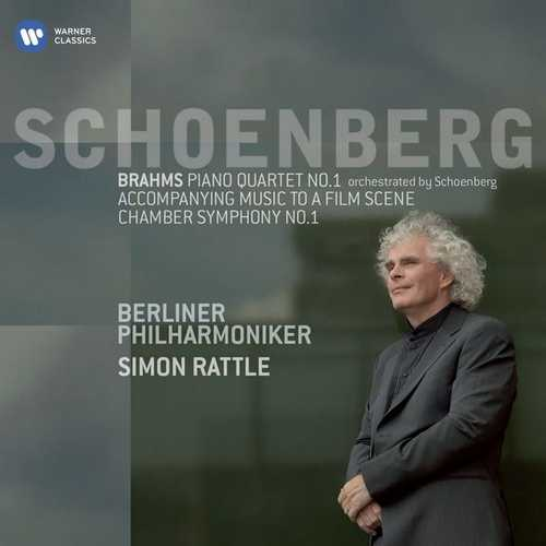 Rattle: Schoenberg - Orchestral Works (24/44 FLAC)