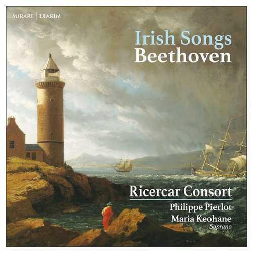 Ricercar Consort: Beethoven - Irish Songs (24/96 FLAC)