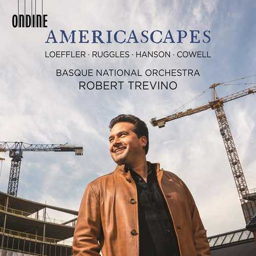 Robert Trevino - Americascapes (24/96 FLAC)