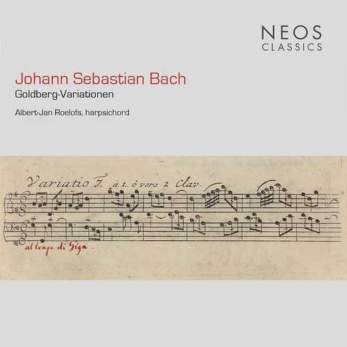Albert-Jan Roelofs: Bach - Goldberg Variations (24/44 FLAC)