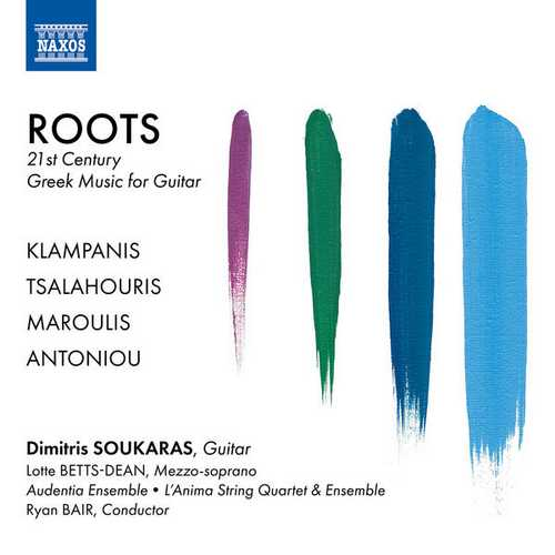 Roots - 21st Century Greek Music for Guitar (24/44 FLAC)