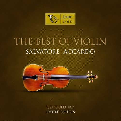 Salvatore Accardo - The Best Of Violin (24/88 FLAC)