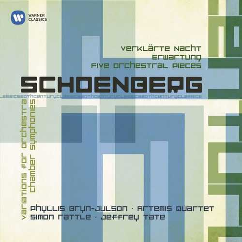 Schoenberg: Verklärte Nacht, Erwartung, Five Orchestral Pieces (FLAC)