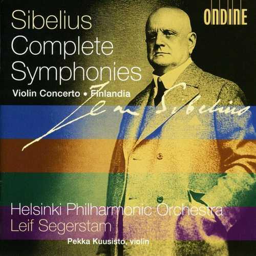 Segerstam: Sibelius - Complete Symphonies (FLAC)