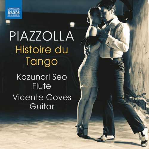 Astor Piazzolla - Histoire du Tango (24/48 FLAC)